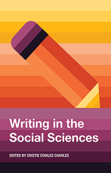 Book cover for Writing in the Social Sciences