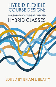 Book cover for Hybrid-Flexible Course Design