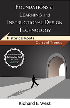 Book cover for Foundations of Learning and Instructional Design Technology